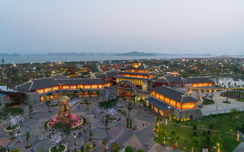 Sunworld cạnh dự án A La Carte Hạ Long Quảng Ninh