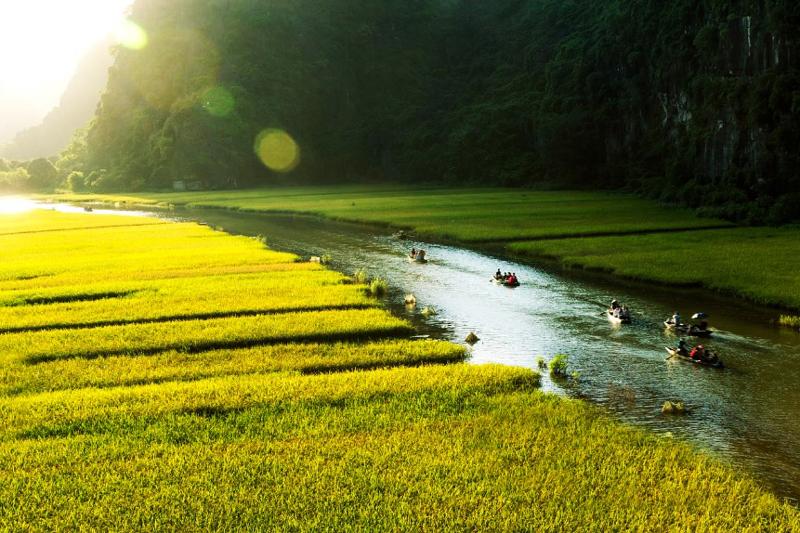 Tam Cốc Bích Động Ninh Bình (Life Resort Ninh Hải)