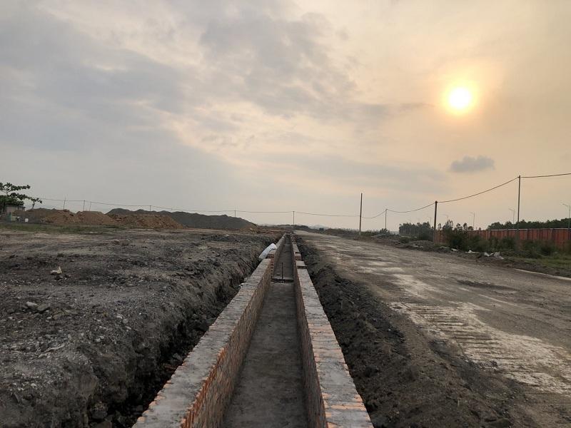 Tiến độ 1 dự án Emerald Bay Hoành Bồ - Diễn Loan 2020