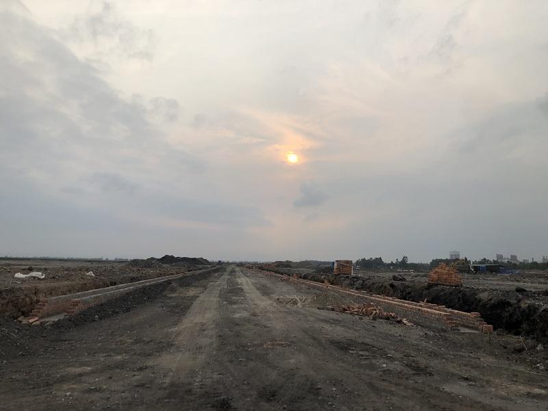 Tiến độ 2 dự án Emerald Bay Hoành Bồ - Diễn Loan 2020