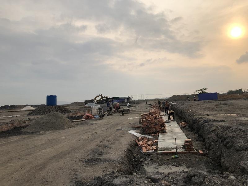 Tiến độ 3 dự án Emerald Bay Hoành Bồ - Diễn Loan 2020