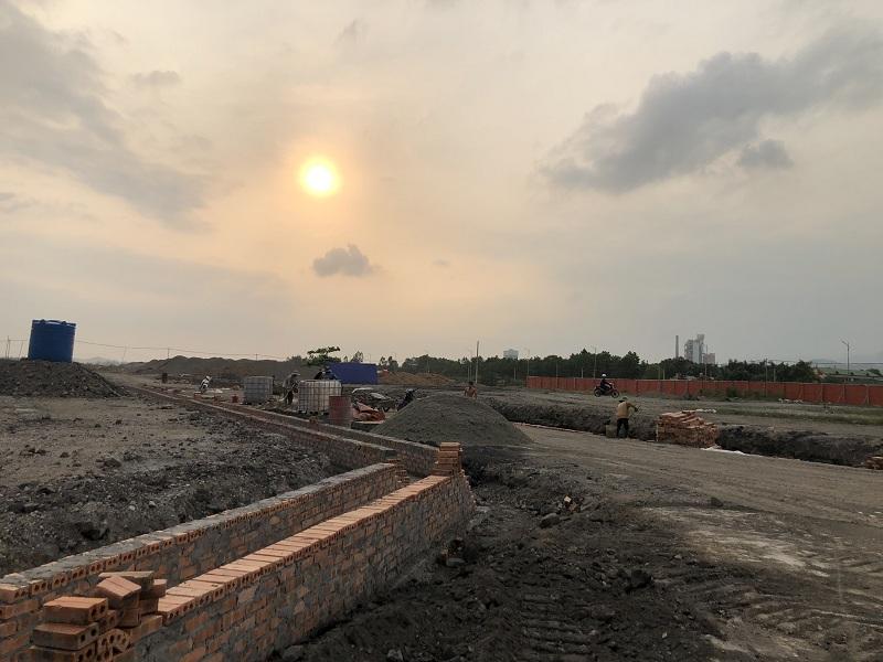 Tiến độ 4 dự án Emerald Bay Hoành Bồ - Diễn Loan 2020