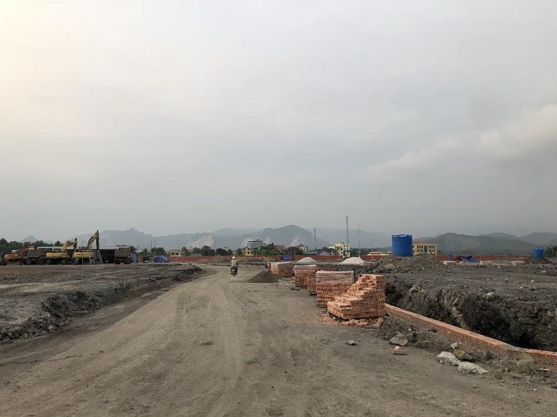 Tiến độ 7 dự án Emerald Bay Hoành Bồ - Diễn Loan 2020