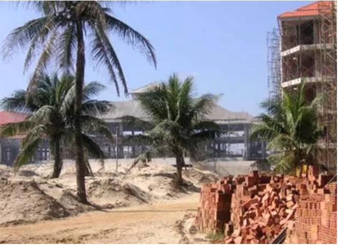 Tiến độ thi công dự án Life Resort Ninh Bình