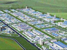 Dự án Cụm công Nghiệp làng nghề Mẫn Xá - Bắc Ninh