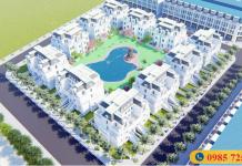 Phối cảnh 4 dự án khu đô thị Hoàng Gia Việt Mỹ Tuyên Quang