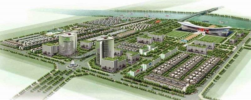 Phối cảnh 4 dự án Vinhomes Wonder Park Đan Phượng