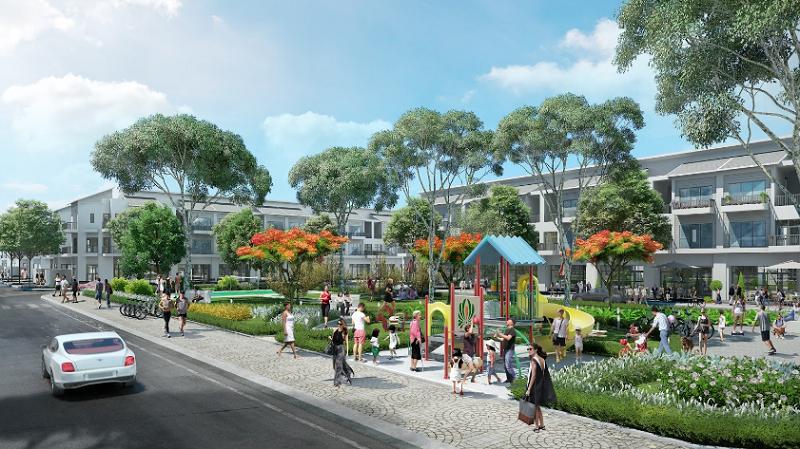 Tiện ích dự án khu đô thị Hoàng Gia Việt Mỹ Tuyên Quang