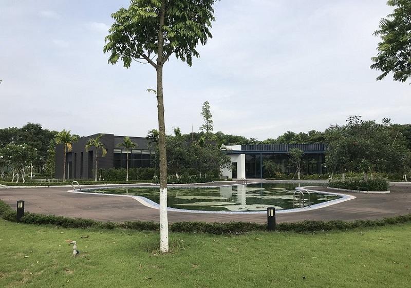 Clubhouse dự án Hà Đô Charm Villas Hoài Đức