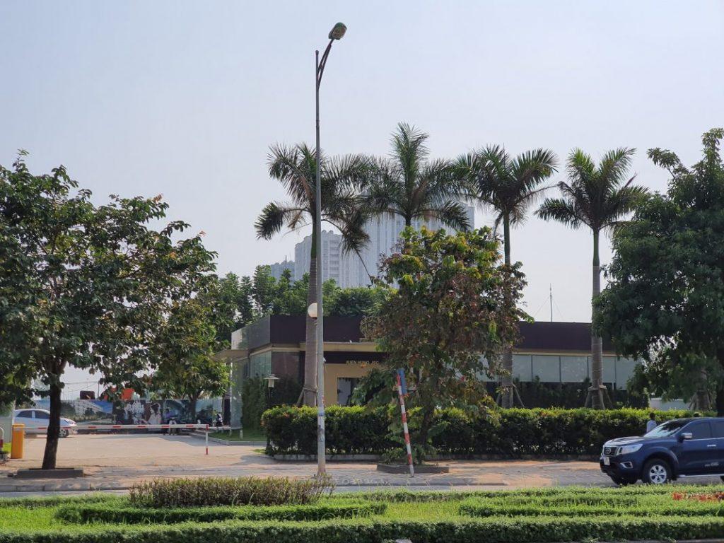 Ảnh thực tế 3 dự án liền kề shophouse Kiến Hưng Luxury Hà Đông