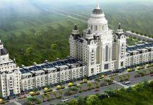 Phối cảnh dự án Hanaka Paris City Từ Sơn - Bắc Ninh