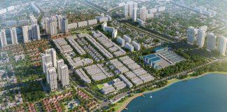 Phối cảnh dự án Louis City Tân Mai Hoàng Mai