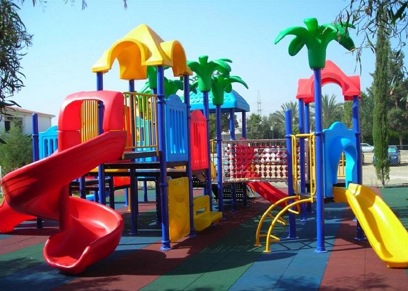Sân chơi trẻ em dự án Hà Đô Charm Villas Hoài Đức