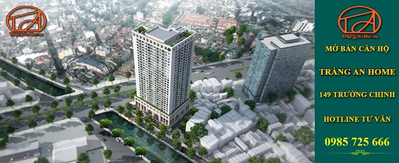 Dự án chung cư Tràng An Home - 149 Trường Chinh