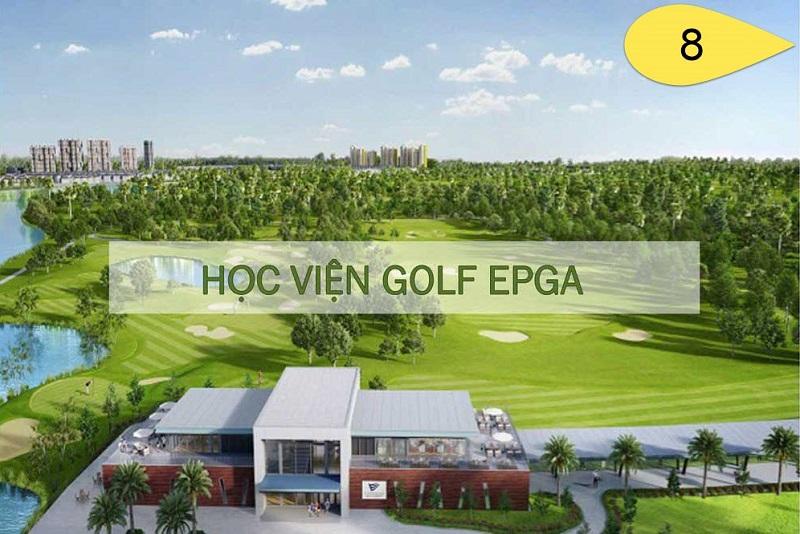 Giai đoạn 8 - học viện Golf EPGA khu đô thị Ecopark