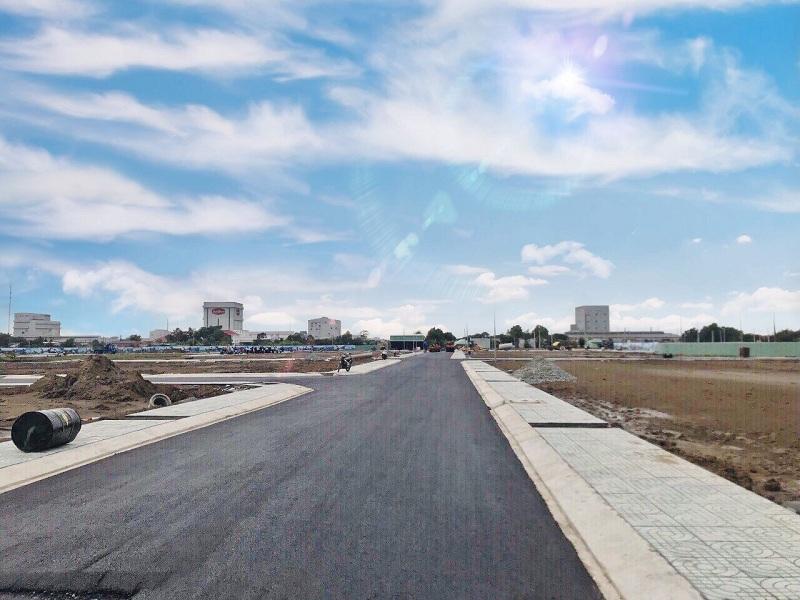 Hạ tầng dự án Louis City Tân Mai - Hoàng Mai 2020