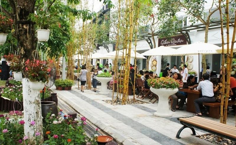 Nhà phố Trúc khu đô thị Ecopark