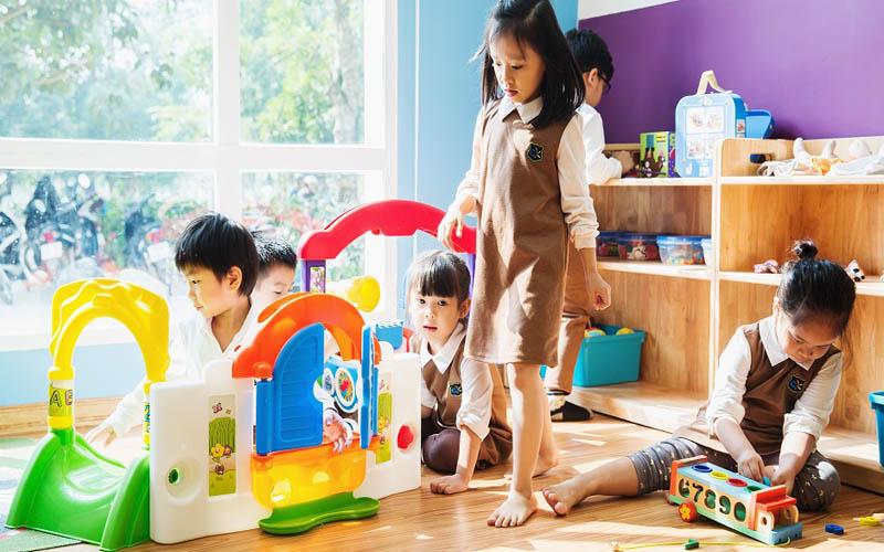 Nhà trẻ chung cư Tràng An Home - 149 Trường Chinh