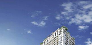 Phối cảnh chung cư Tràng An Home - 149 Trường Chinh