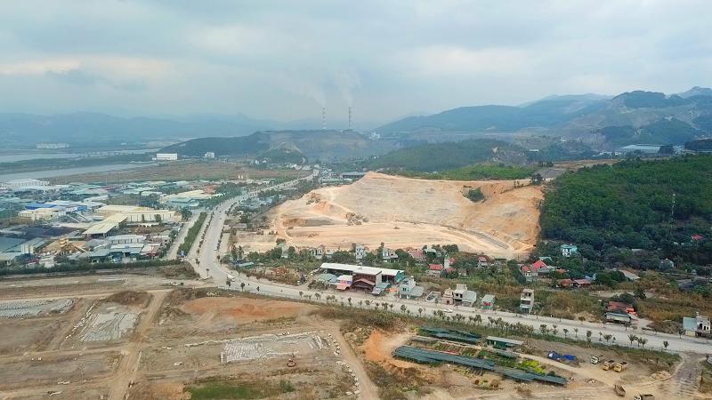 Tiến độ dự án Ruby City Hạ Long - Quảng Ninh tháng 1/2020