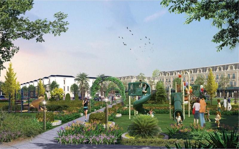 Tiện ích 2 dự án Ruby City Hạ Long - Quảng Ninh