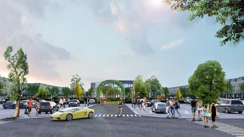 Tiện ích dự án Ruby City Hạ Long - Quảng Ninh
