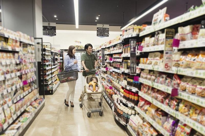 Tiện ích siêu thị dự án T&T DC Complex 120 Định Công