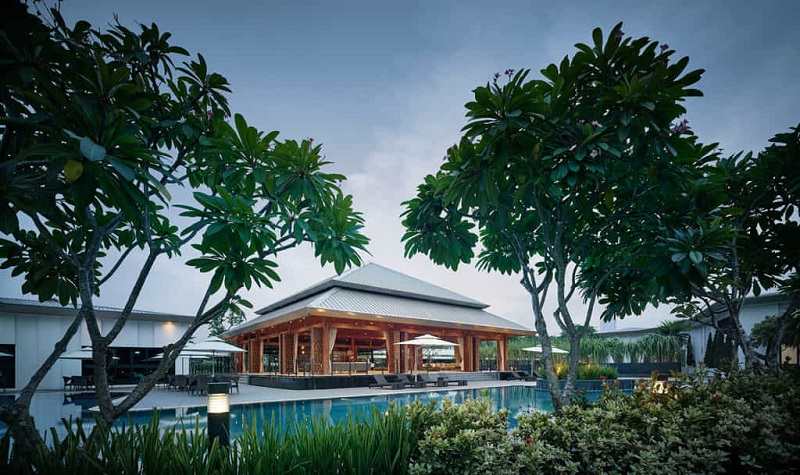 Clubhouse chung cư Park Kiara dự án Park City Hà Nội