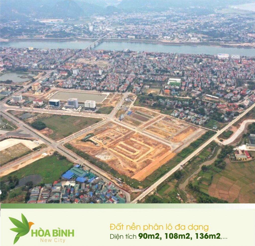 Flycam Hòa Bình New City - Sudico (Bắc Trần Hưng Đạo)