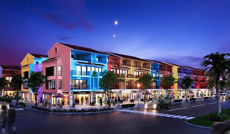 Khu Shophouse dự án Aroma Đồng Kỵ - Từ Sơn - Bắc Ninh