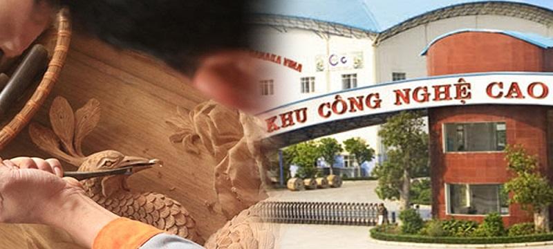 Làng nghề cạnh dự án Aroma Đồng Kỵ - Từ Sơn - Bắc Ninh