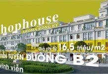 Mở bán dự án Aroma Đồng Kỵ - Từ Sơn - Bắc Ninh