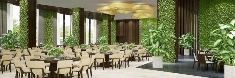 Nhà hàng Flamingo Crown Bay Hải Tiến - Thanh Hóa