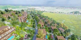 Phối cảnh 5 dự án Long Thành Luxury Resort Hòa Bình