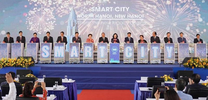 Ra mắt dự án BRG Smart City Đông Anh - Thành Phố Thông Minh