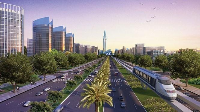 Smart Town trong dự án BRG Smart City Đông Anh - Thành Phố Thông Minh