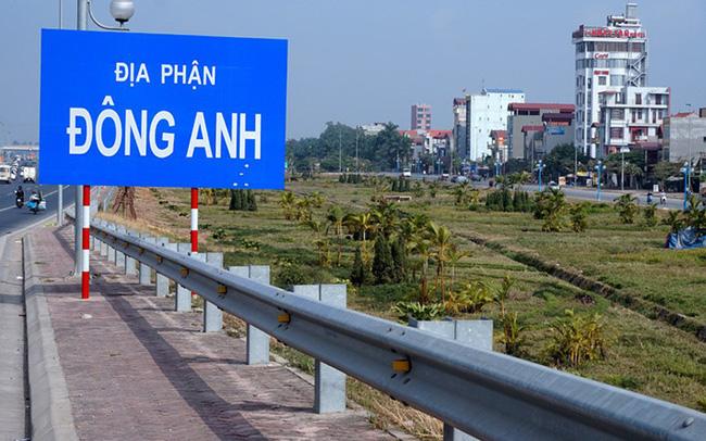 Thị trường BĐS Đông Anh gần Thành Phố Thông Minh
