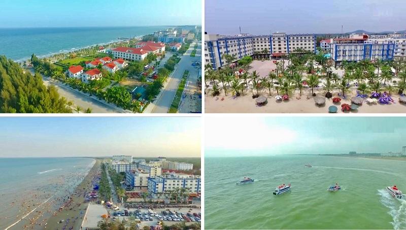Tiềm năng phát triển du lịch biển Hải Tiến - Thanh Hóa