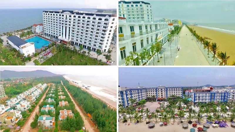 Tiềm năng phát triển du lịch biển Hải Tiến 2 - Thanh Hóa