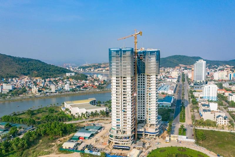 Tiến độ tháng 2 dự án Citadines Hạ Long - Quảng Ninh