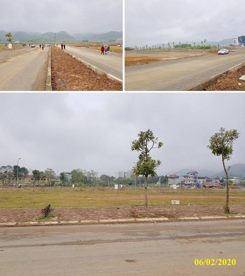 Tiến độ thi công tháng 2/2020 dự án Hòa Bình New City Sudico
