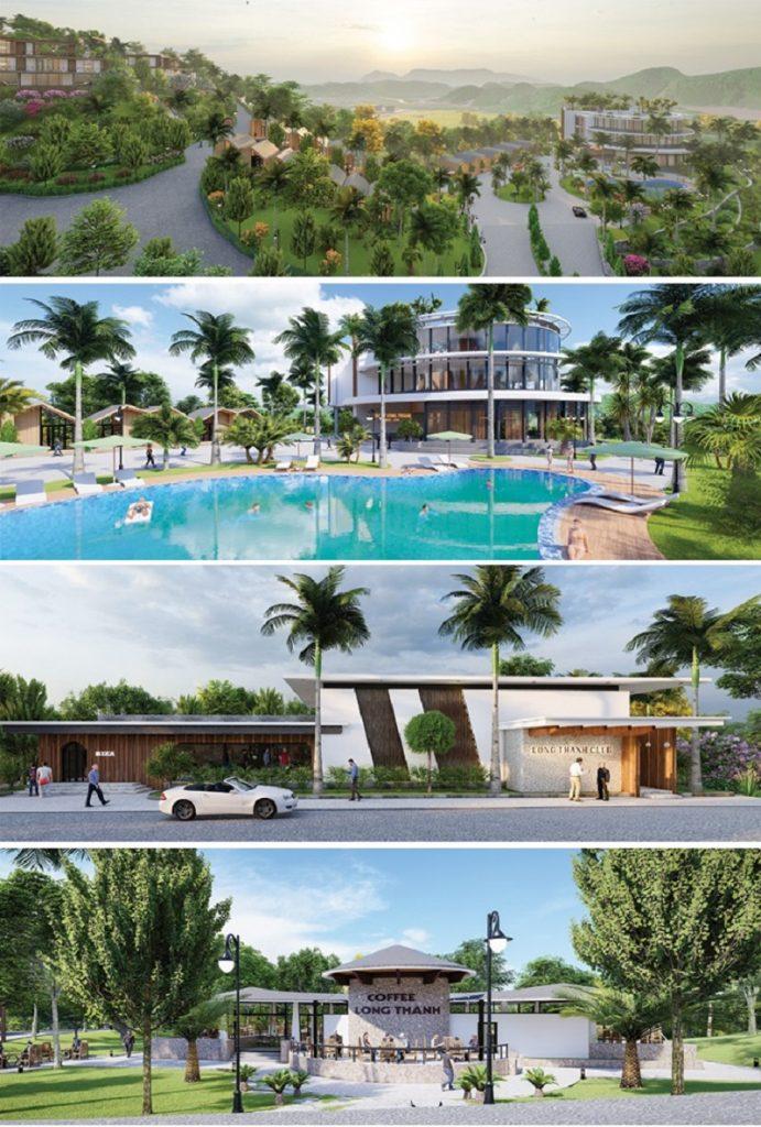 Tiện ích dự án Long Thành Luxury Resort Hòa Bình