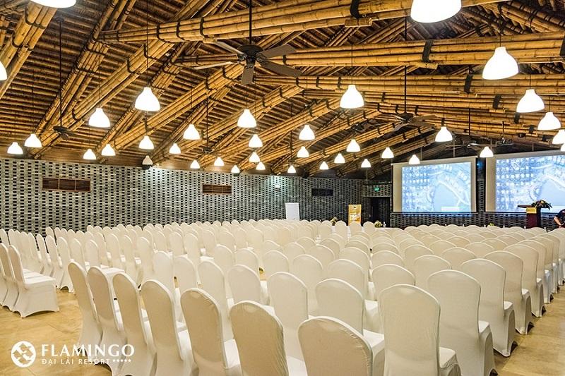 Trung tâm hội nghị Flamingo Crown Bay Hải Tiến - Thanh Hóa