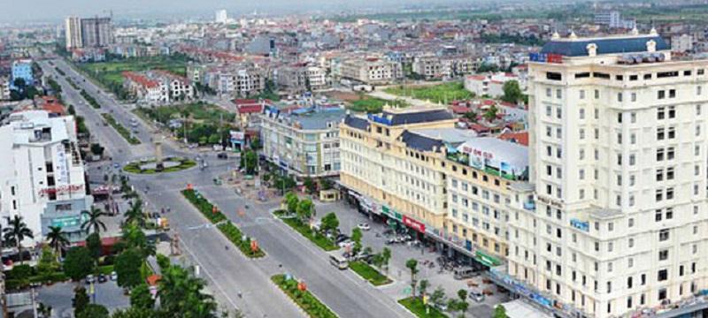 Trung tâm thị trấn Từ Sơn dự án Aroma Đồng Kỵ - Từ Sơn - Bắc Ninh