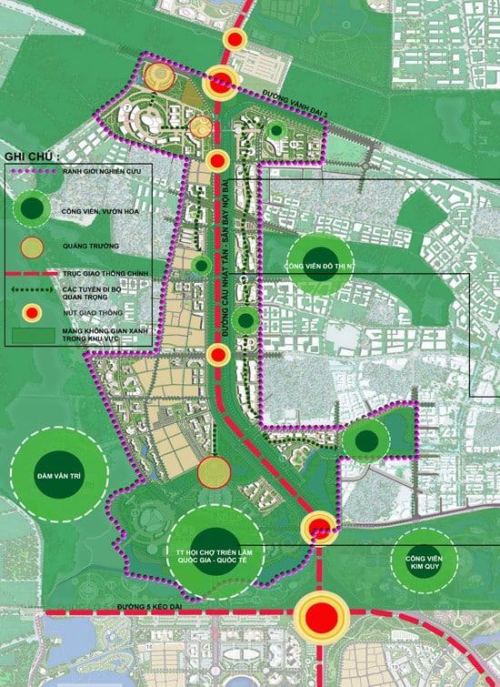 Kết nối dự án BRG Smart City Đông Anh - Thành Phố Thông Minh