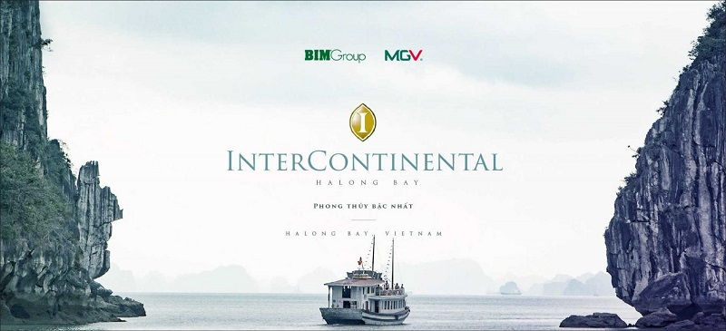 Dự án Intercontinental Hạ Long Bay