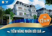 Dự án Dương Kinh New City - Anh Dũng 6 Hải Phòng
