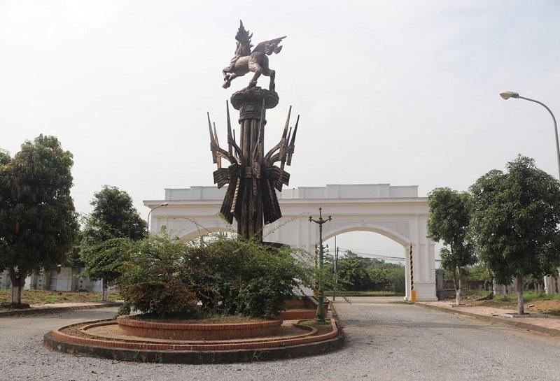 Hình ảnh thực tế 2 dự án Hòa Lạc Premier Residence tháng 3/2020