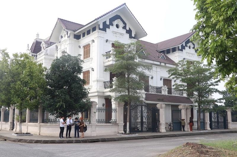 Hình ảnh thực tế 3 dự án Hòa Lạc Premier Residence tháng 3/2020
