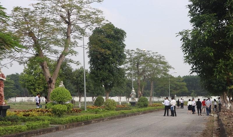 Hình ảnh thực tế 6 dự án Hòa Lạc Premier Residence tháng 3/2020